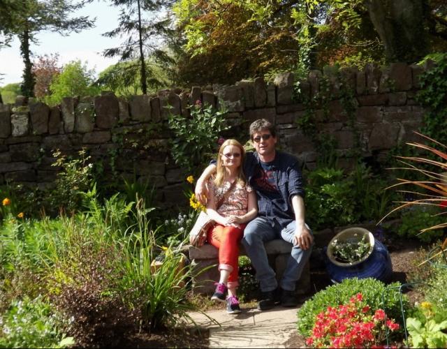 Rhona, famille d'accueil en Irlande