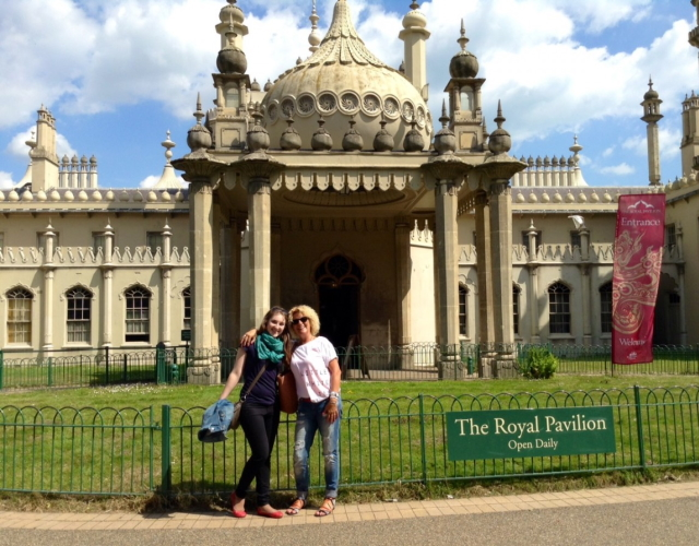 Séjour en immersion en Angleterre
