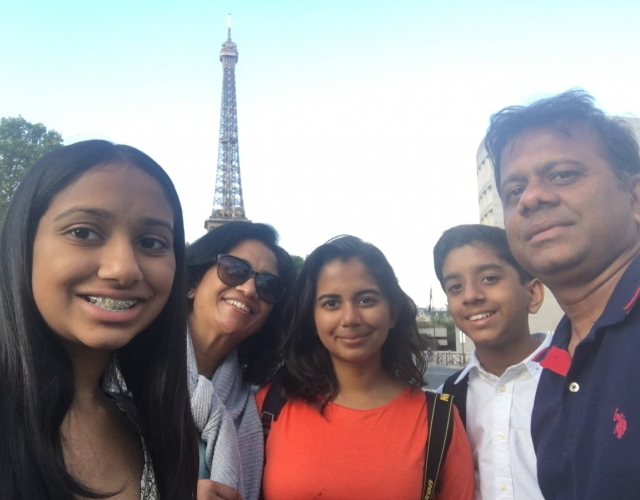Famille d'accueil séjour en immersion USA