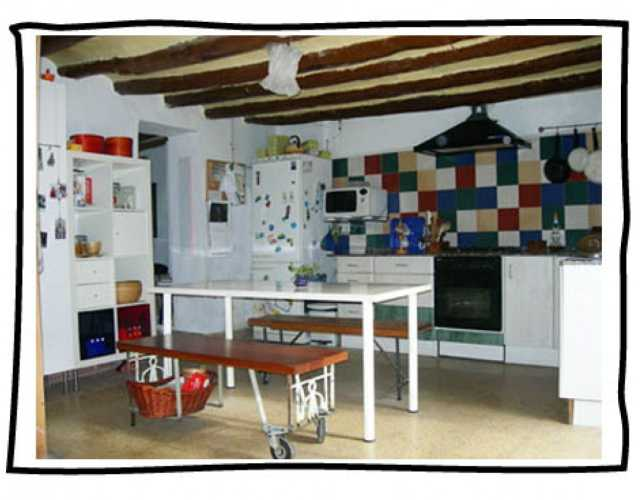 Maison de Carola, famille d'accueil en Espagne