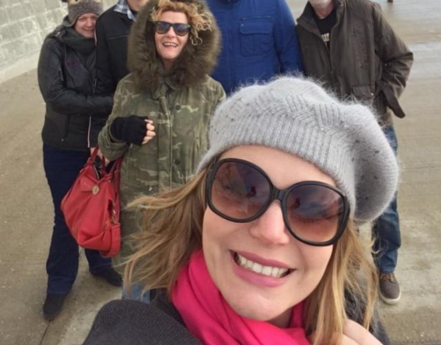 Témoignage de séjour en immersion en famille d'accueil, chez Ann à Brighton
