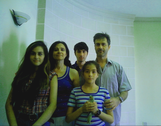 Famille d'accueil à Malte, chez Suzanne