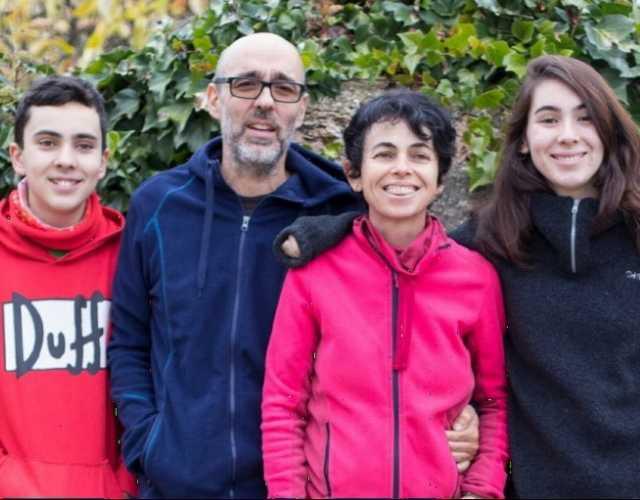 Famille d'accueil en Espagne, chez Carola
