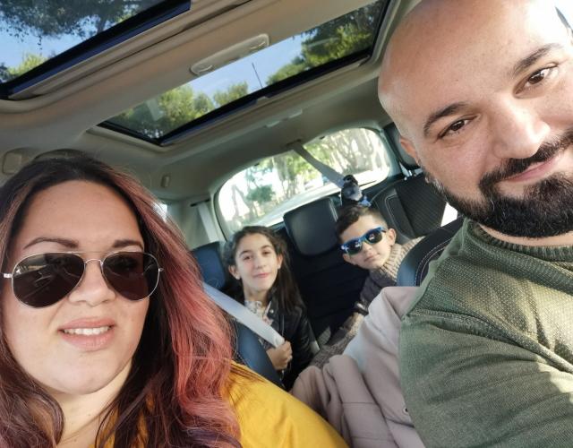 Elaine, famille d'accueil à Malte