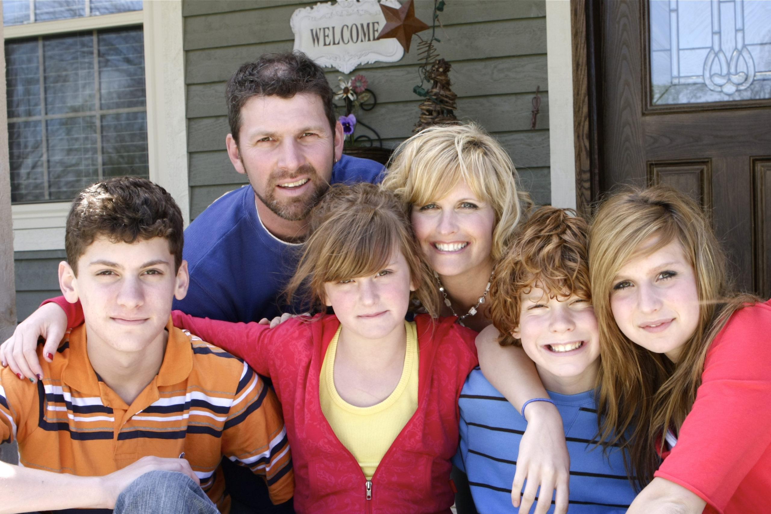 famille d'accueil séjour linguistique